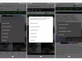 Google Chrome Modo Oscuro