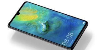 Huawei P30 fecha de lanzamiento