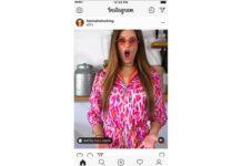 Instagram IGTV feed