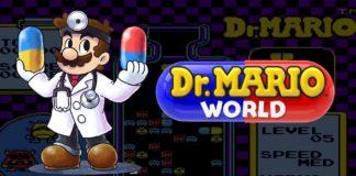 Nintendo Dr. Mario World iOS Android