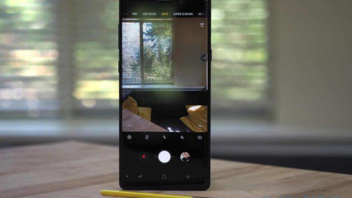 Samsung Galaxy Note 2019 cámara S Pen