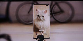Samsung Galaxy S10 Modo Instagram