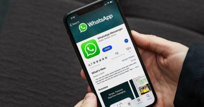 WhatsApp diseño Android