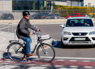 telefonica expone coche conectado MWC