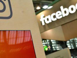Facebook Instagram caída