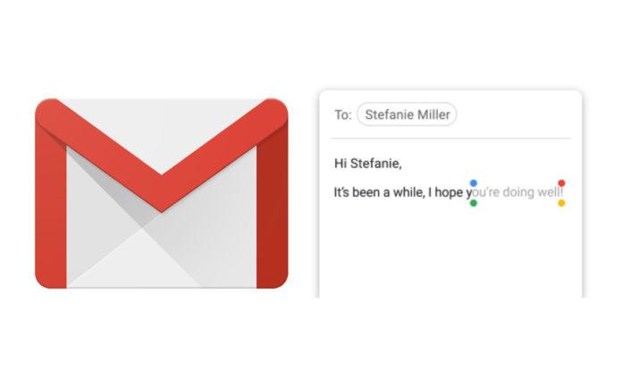 La Redacción Inteligente de Gmail comienza a llegar a todos los Android
