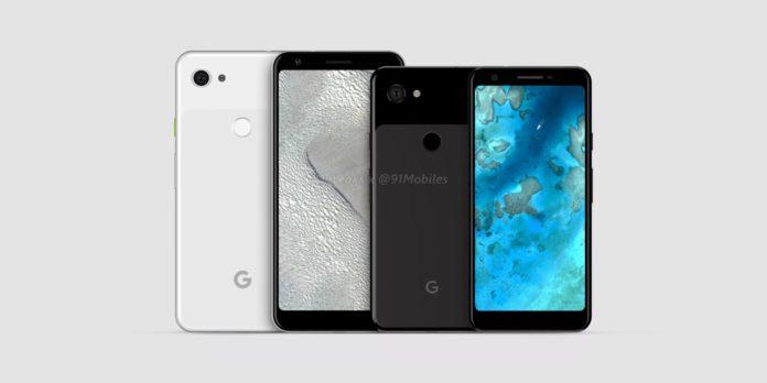 Google Pixel 3a Google Pixel 3a XL