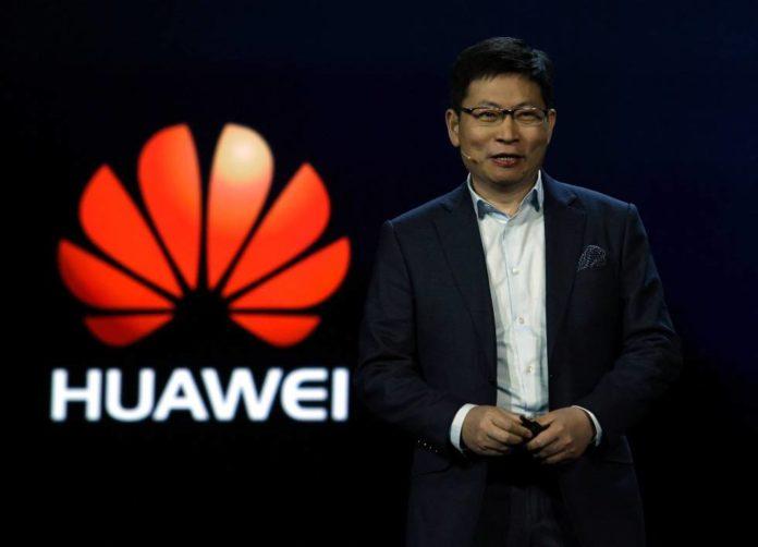 Huawei sistema operativo Android