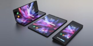 Samsung Galaxy Fold Europa