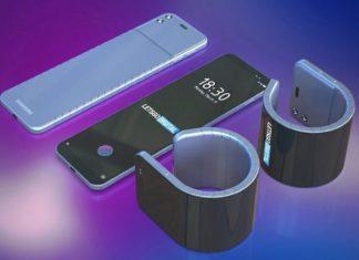 Samsung dispositivo plegable