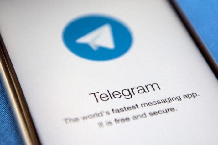 Telegram eliminar mensajes