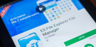 ES File Explorer eliminado Google Play Store