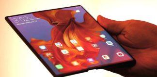 Huawei móviles plegables