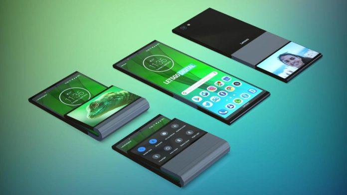 Lenovo móviles plegables
