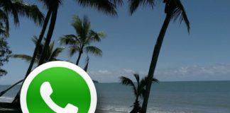 whatsapp modo vacaciones