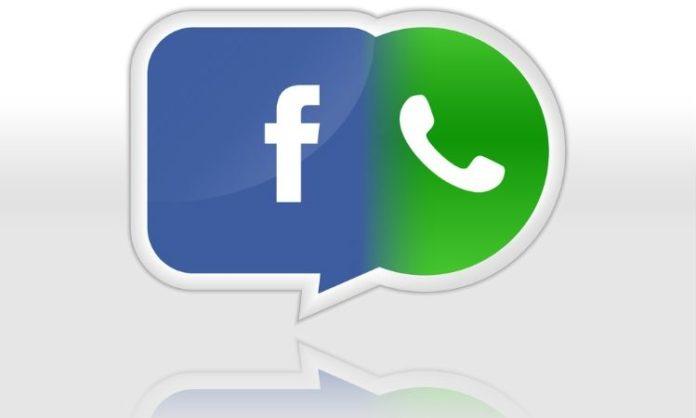 Facebook fusión WhatsApp