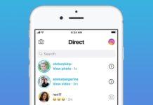 Instagram Direct Mensajes Directos