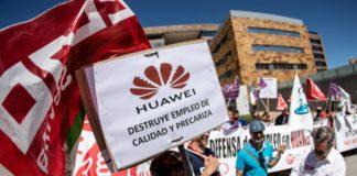 Móviles Samsung España Huawei