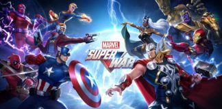 Marvel Super War iOS Android