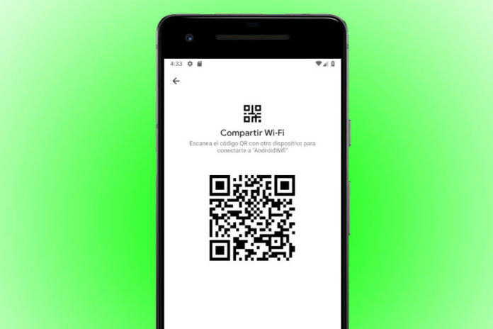 Android Q WiFi Easy Connect
