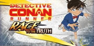Detective Conan Runner Race to the Truth iOS Android
