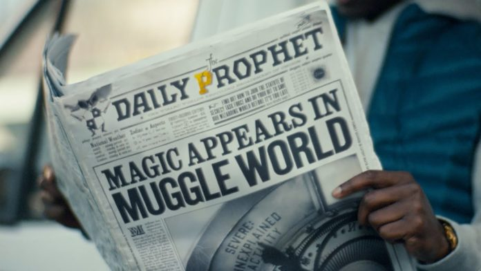 Harry Potter Wizards Unite Android