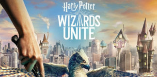 Harry Potter Wizards Unite iOS Android