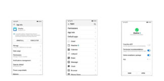 Huawei Ark OS Sistema Operativo Android