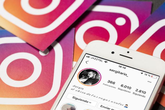 Instagram perfil usuario