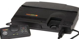 Konami Turbo Grafx-16 Mini