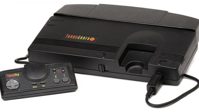 Konami Turbo Grafx-16 Mini