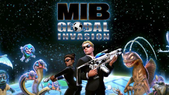 Men in Black Global Invasion