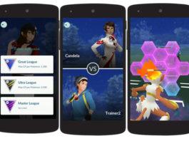 Pokémon Go Android 4.4 KitKat