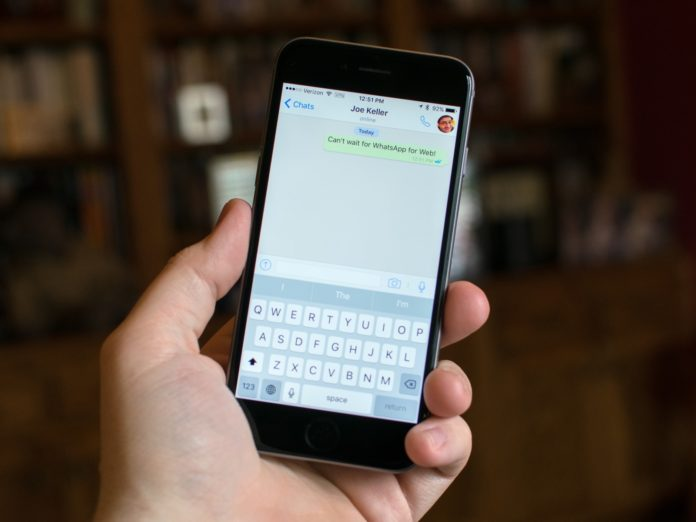 WhatApp móviles antiguos