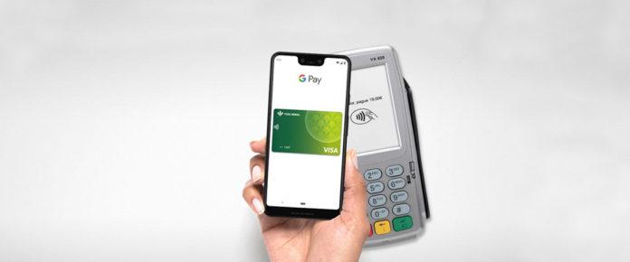 Google Pay bancos España