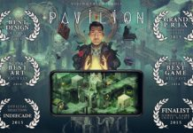 NVIDIA Pavilion Touch Edition