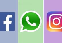 caída de facebook instagram whatsapp