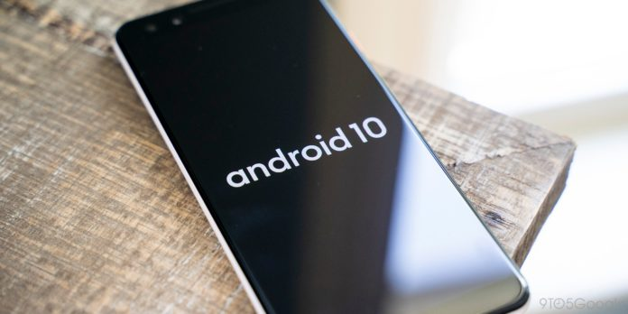 Android Q Android 10
