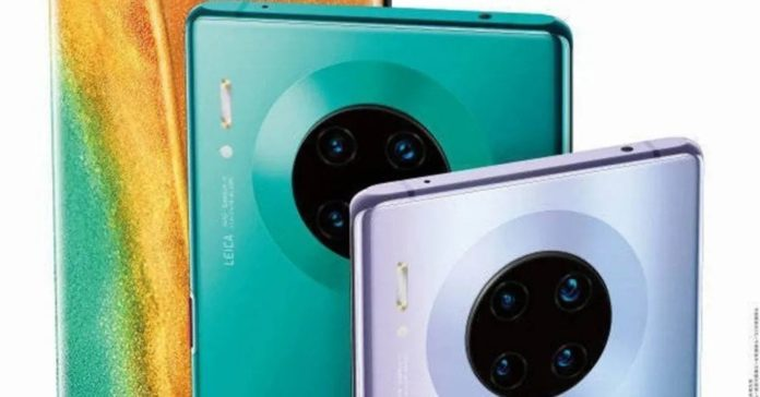 Huawei Mate 30 Google Android
