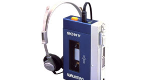 Sony Walkman Bluetooth WiFi