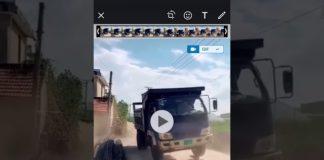 WhatsApp Boomerang vídeos