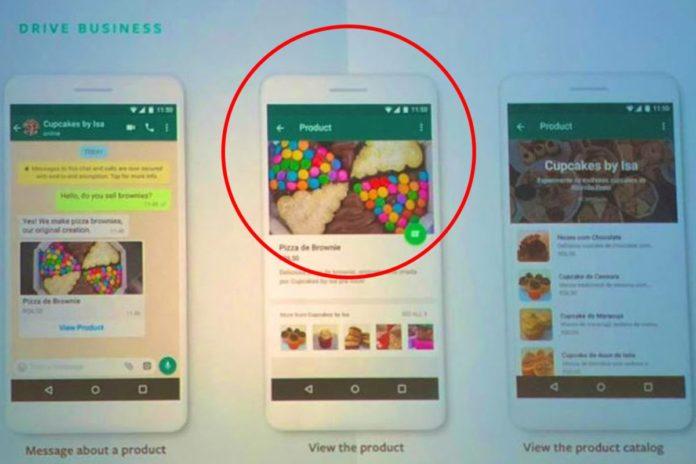WhatsApp publicidad anuncios