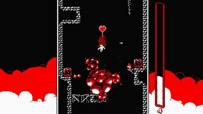 Downwell gratis Android