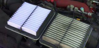 Por qué cambiar el filtro del aire d tu coche