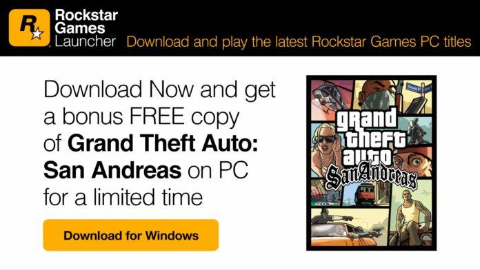 Rockstar Games Launcher
