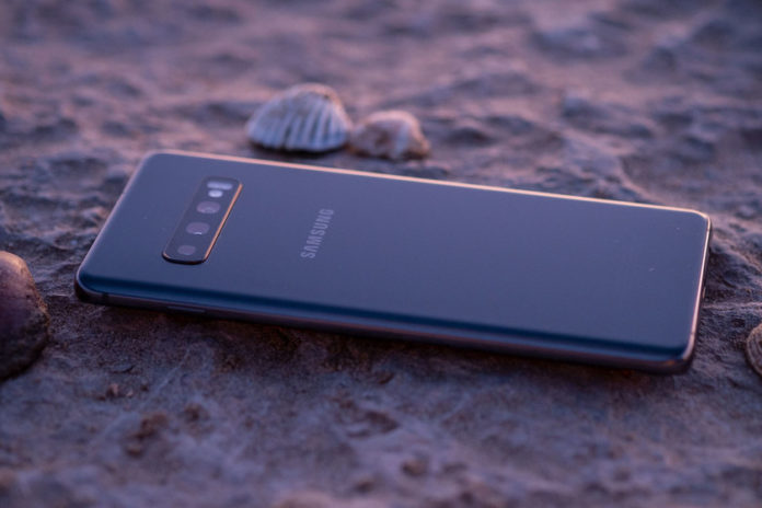 Samsung Android 10