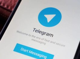 Telegram WhatsApp límite envío