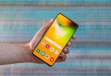 Beta Android 10 Samsung Galaxy S10