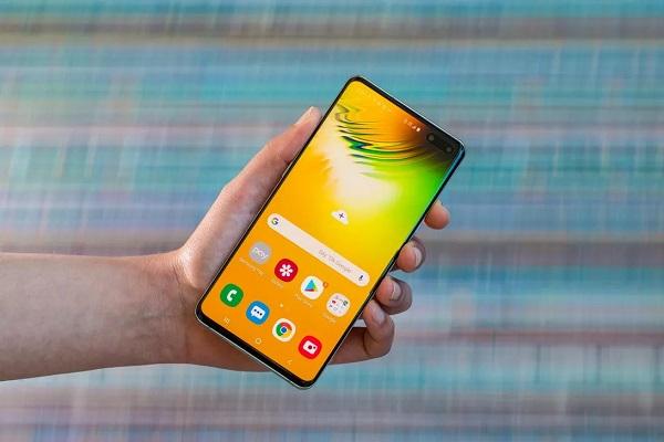 Beta Android 10 Samsung Galaxy S10