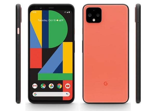 Google Pixel 4 precios